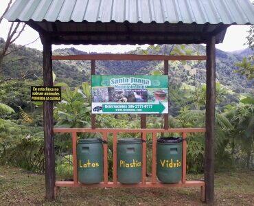 Recycle Santa Juana